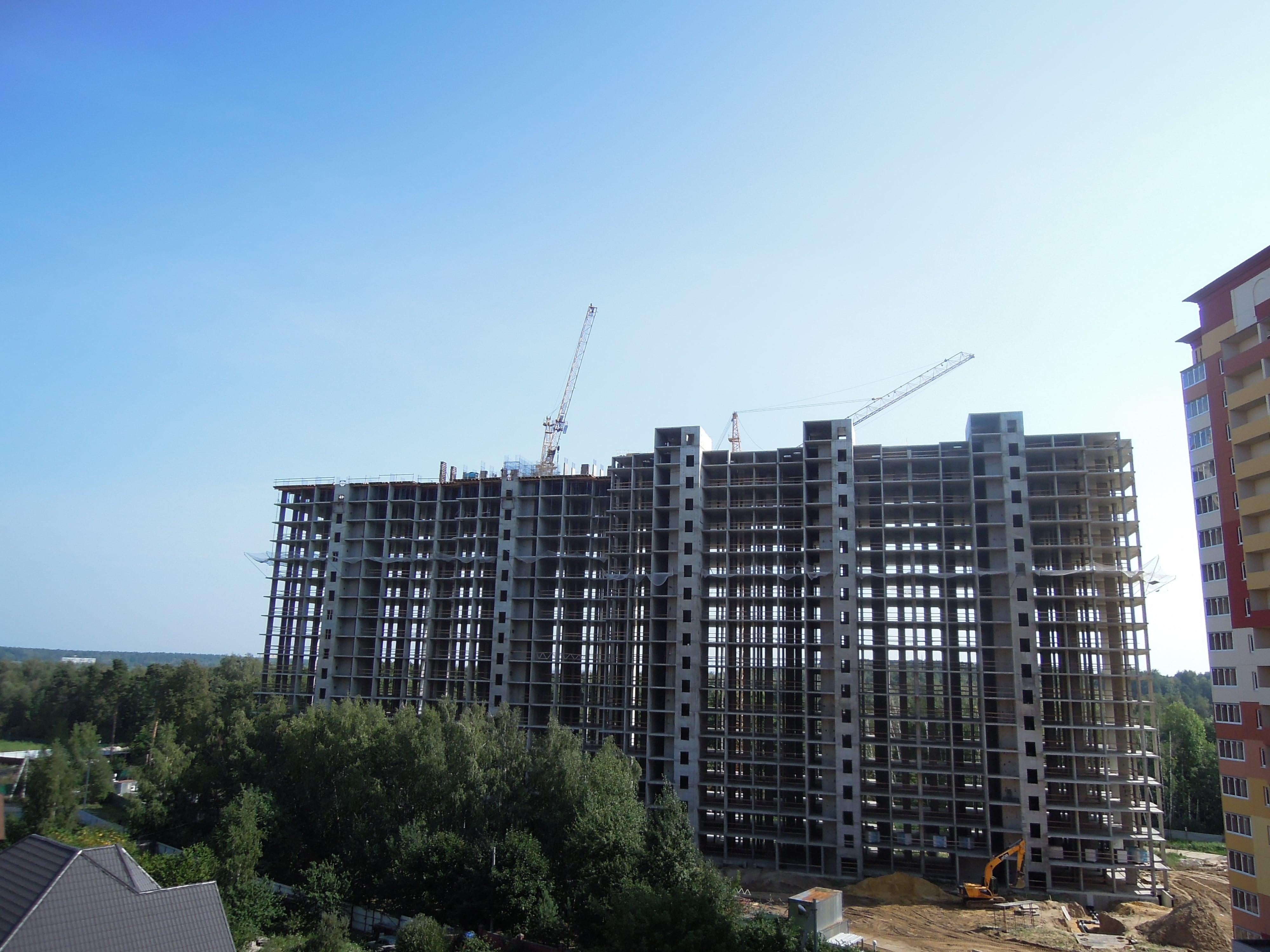 Цены на квартиры в ЖК Новые Островцы