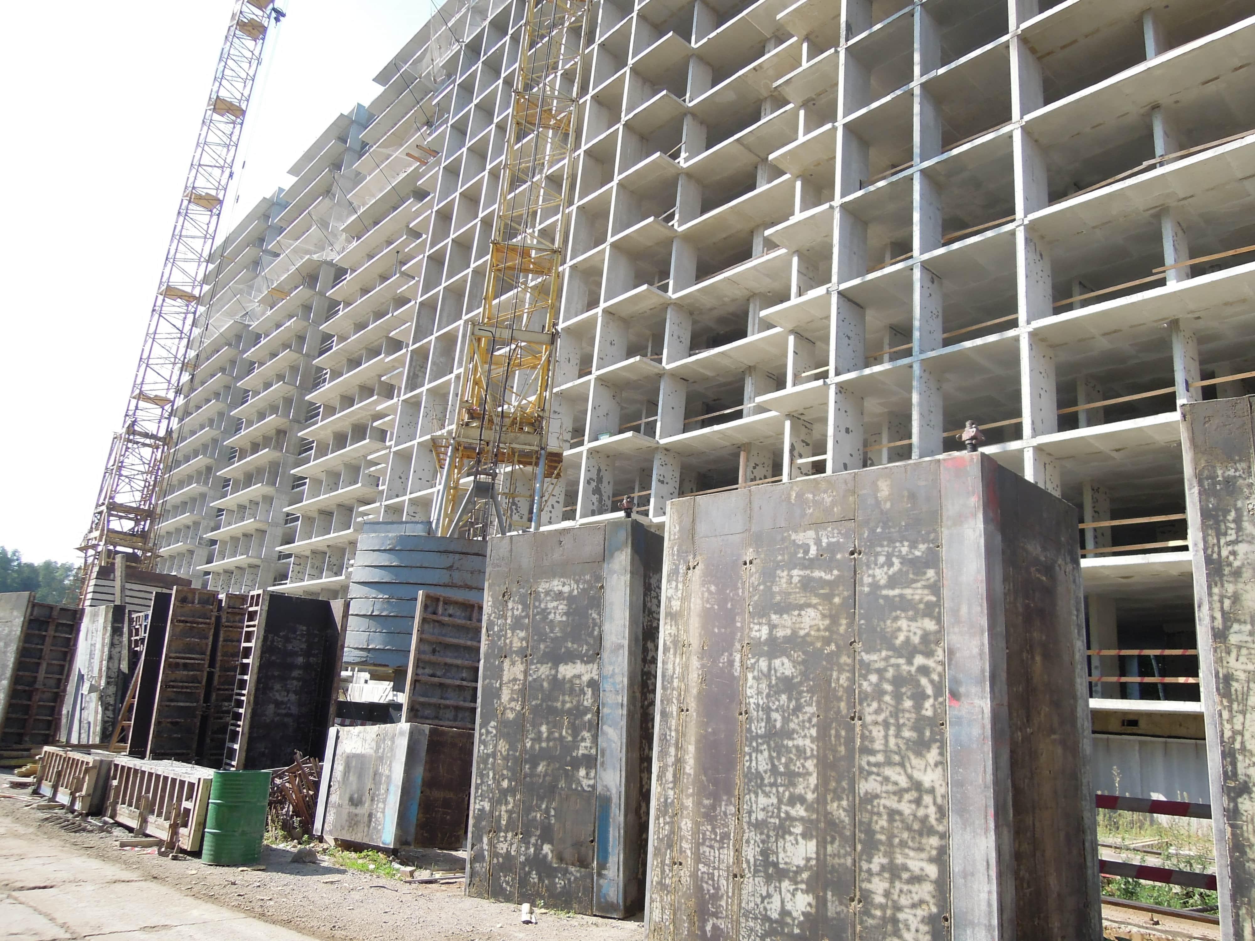 Можно ли купить квартиру на нулевом цикле в ЖК Новые Островцы
