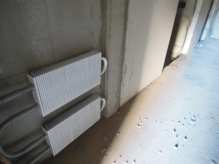 Какими должны быть полы в  новой квартире без отделки