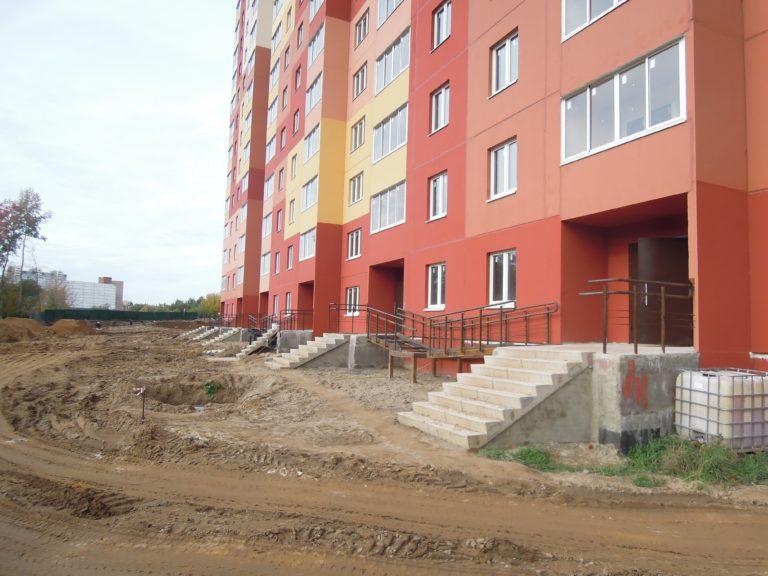 ЖК Новые Островцы строится. Новости со строительной площадки