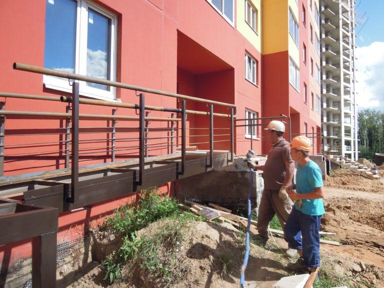 Как увидеть строительство своей квартиры в Новых Островцах не выходя из дома