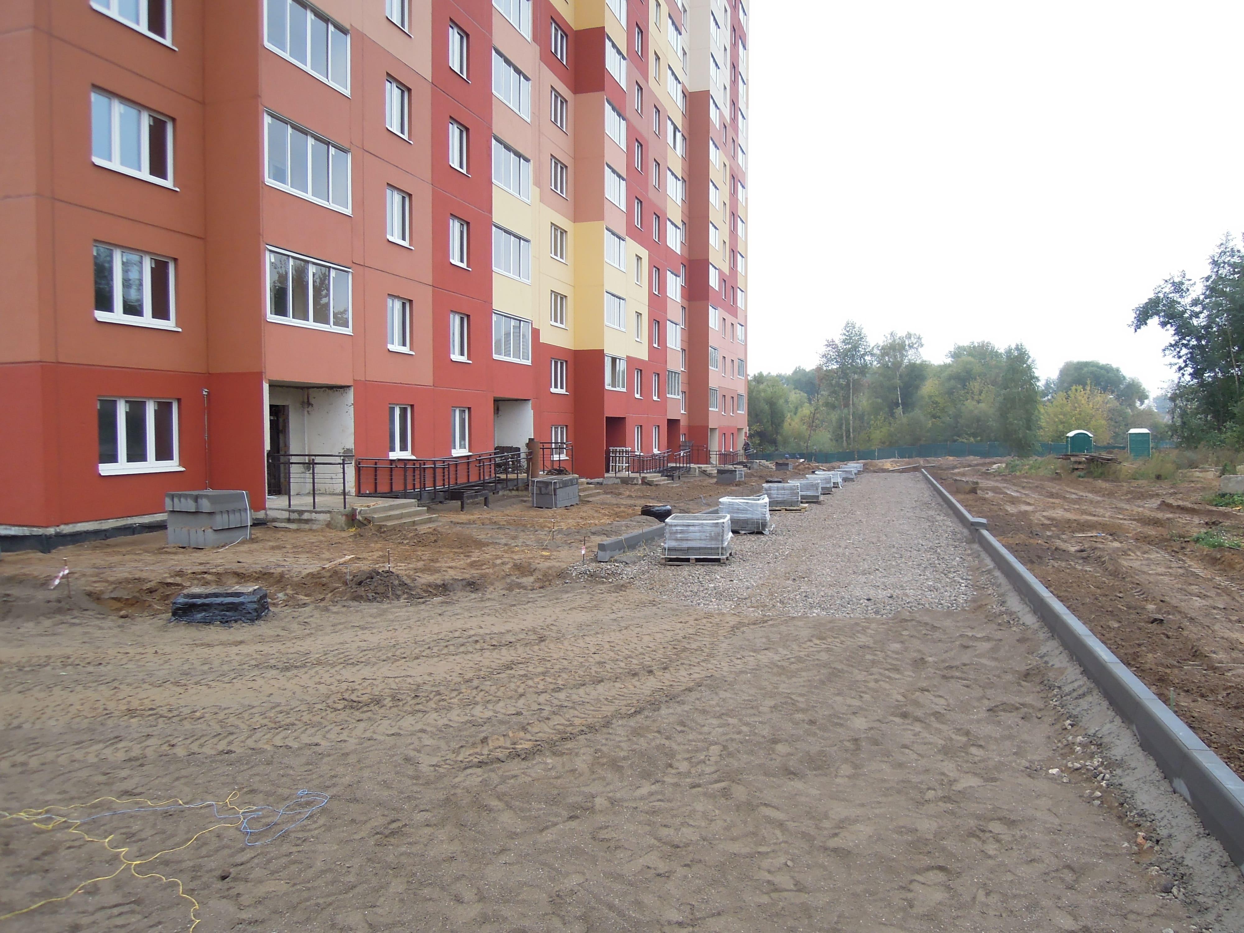 Коммерческая недвижимость в Подмосковье. Что предлагает ЖК Новые Островцы