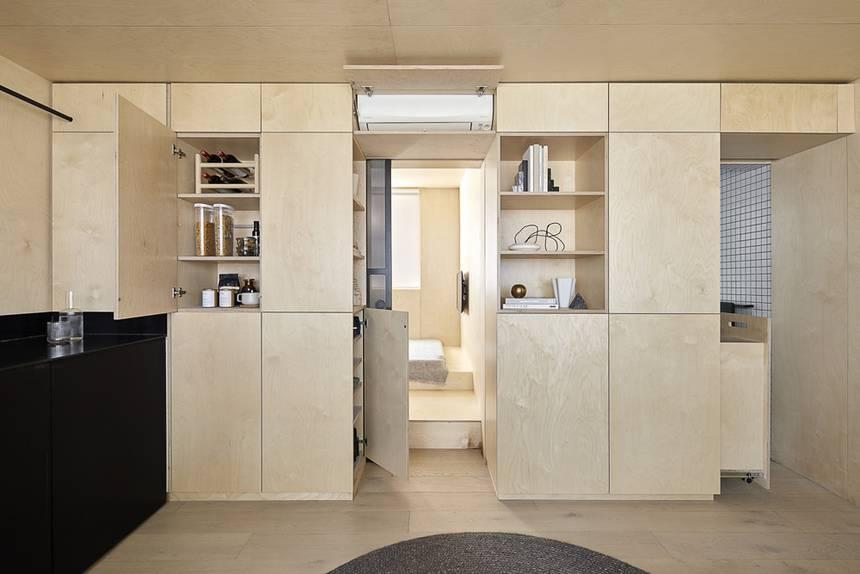 Как купить квартиру студию в Новых Островцах и сделать из нее отель