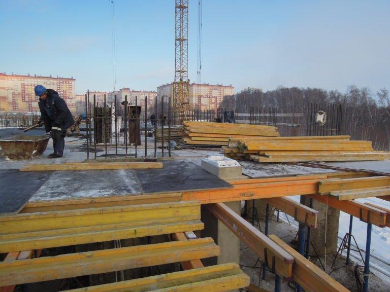 Новости о ходе строительства