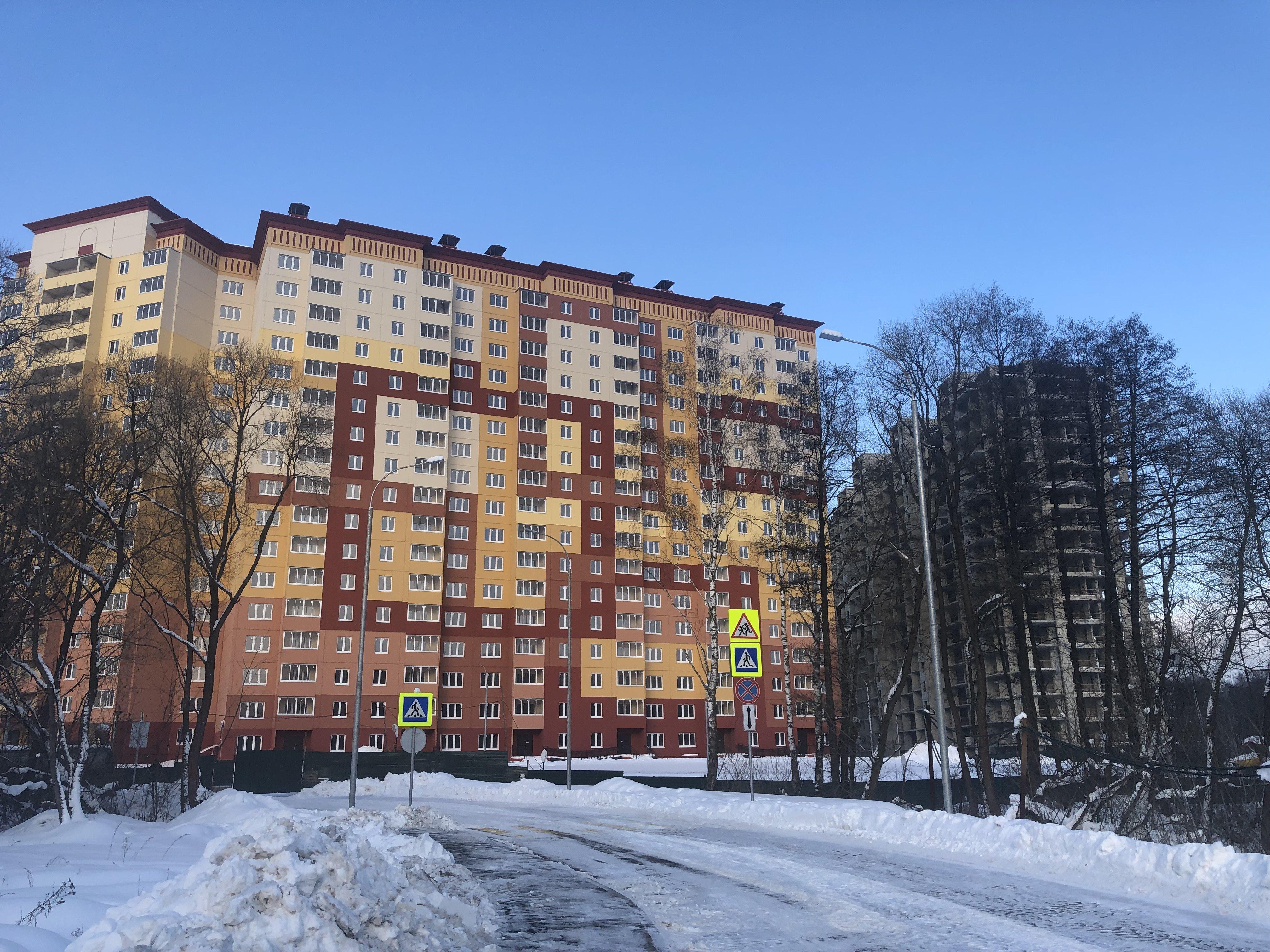 Дополнительная информация для участников долевого строительства дома №14