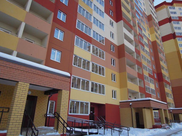 Информация для участников долевого строительства дома №14