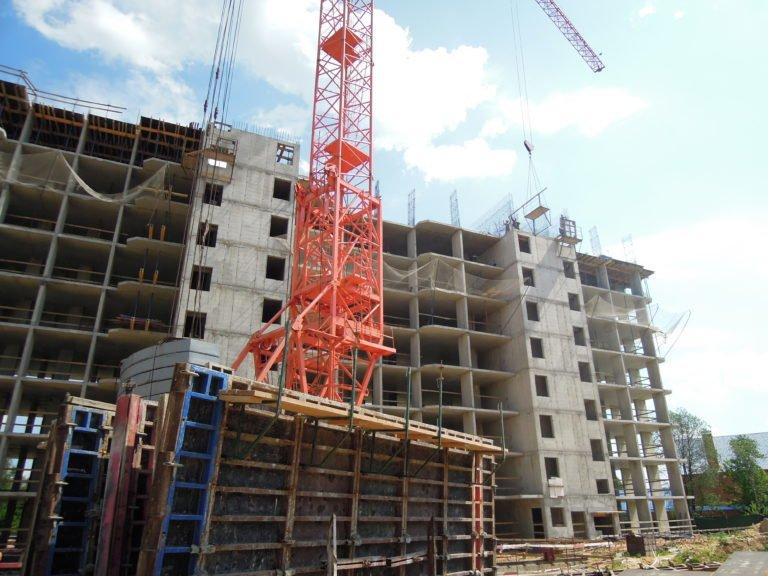 Южный квартал: новости строительной площадки