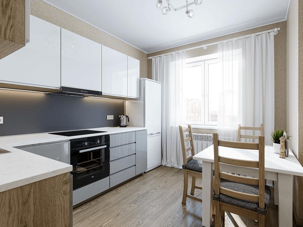 Несколько идей для тех, кто делает ремонт новой квартиры своими руками