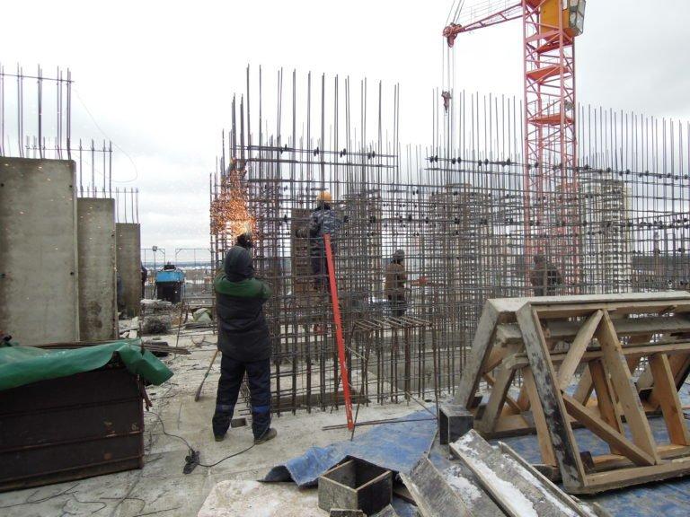Новости о ходе строительства Южного квартала  от 9  декабря 2019 года