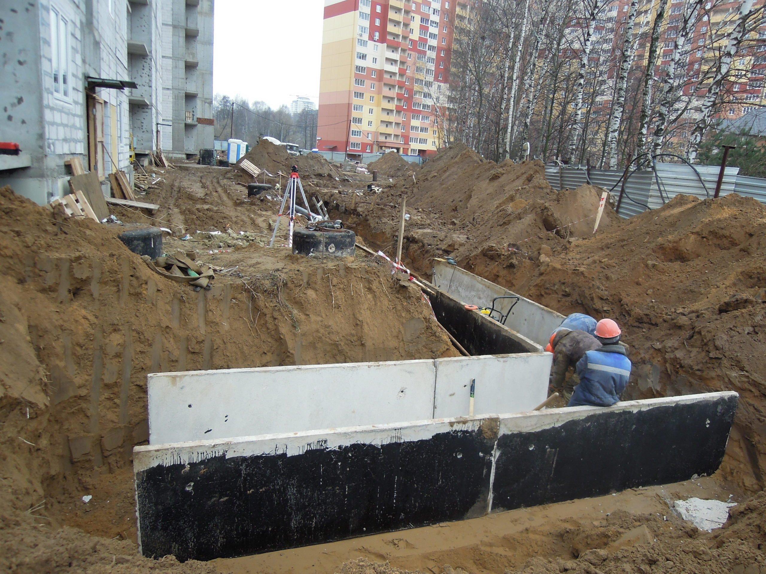 Новости строительной площадки