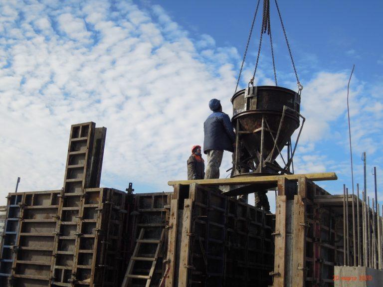 Возобновление строительства в Подмосковье