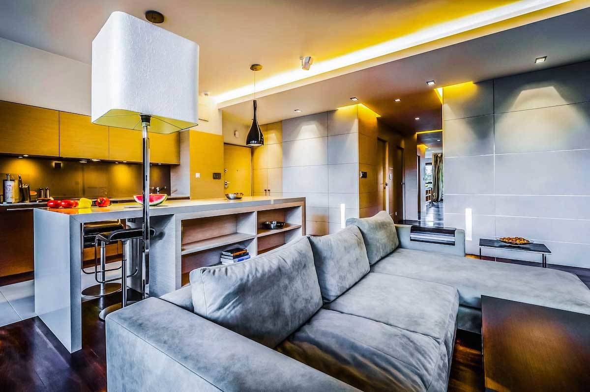 Ремонт новой квартиры. Несколько советов по правильной установке освещения