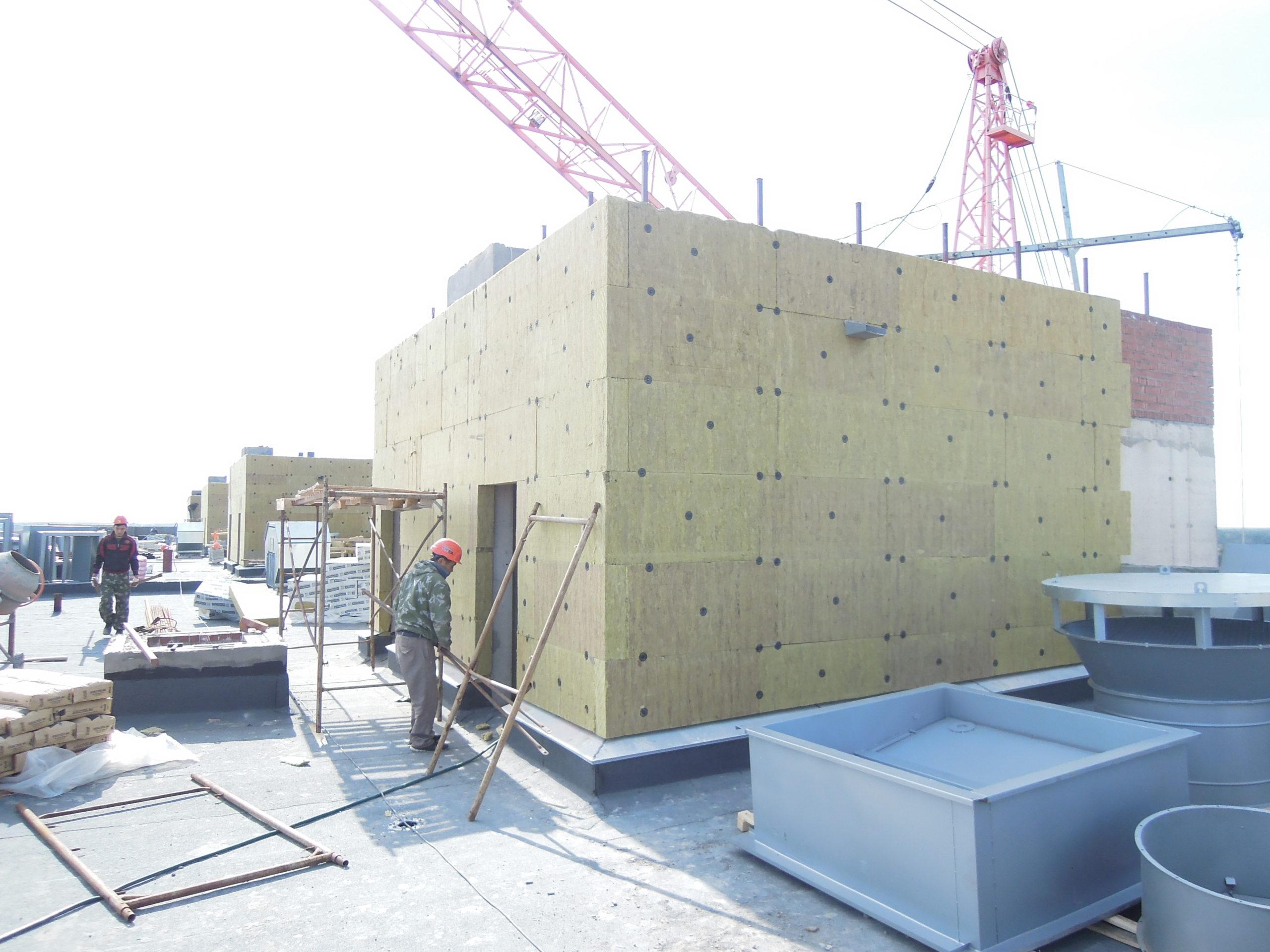 Информация о ходе строительства