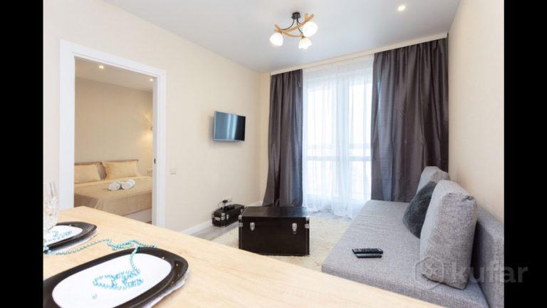 Принципы правильной планировки и зонирования в квартире-студии