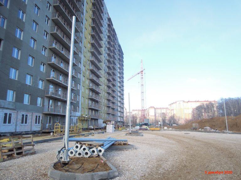 Информация для участников долевого строительства дома №1 Южного квартала
