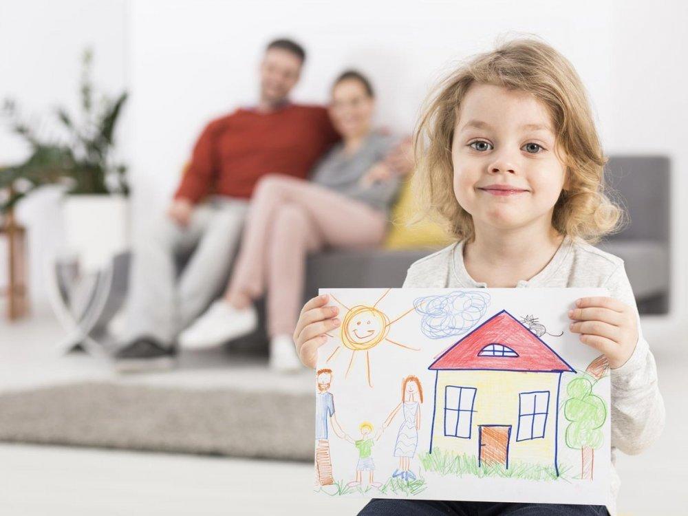 Поговорим о правах детей на недвижимость