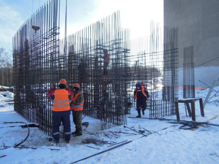 Новости строительства Южного квартала ЖК Новые Островцы  10 февраля 2021 года