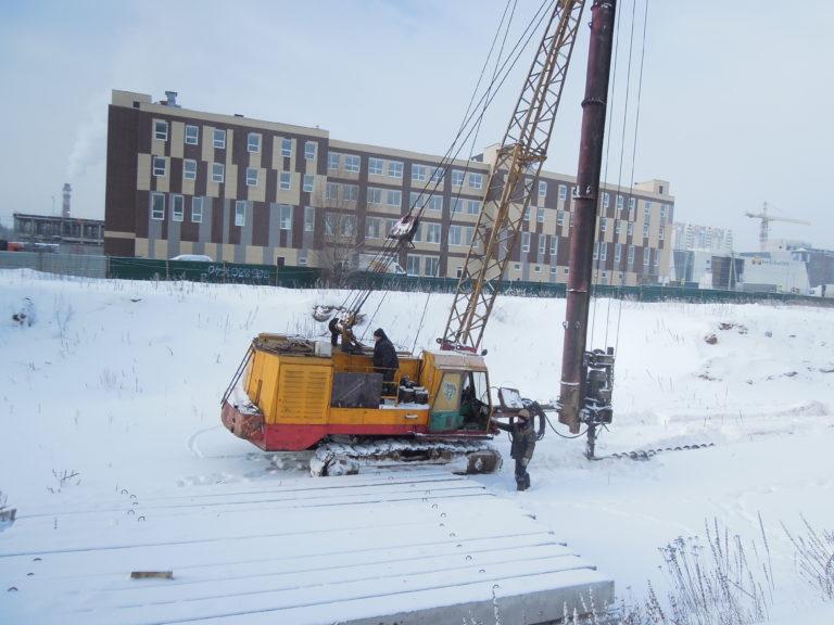 Информация о ходе строительства домов №2, 3 и 4