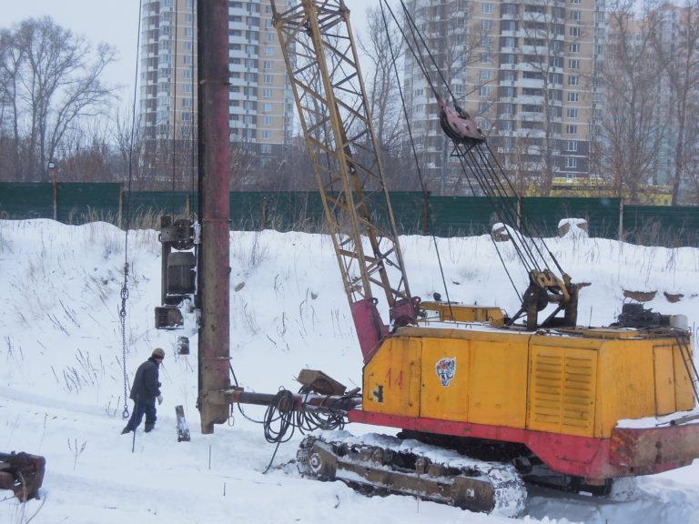 Информация о ходе строительства домов №2, №3 и №4 Южного квартала  24 февраля 2021 года