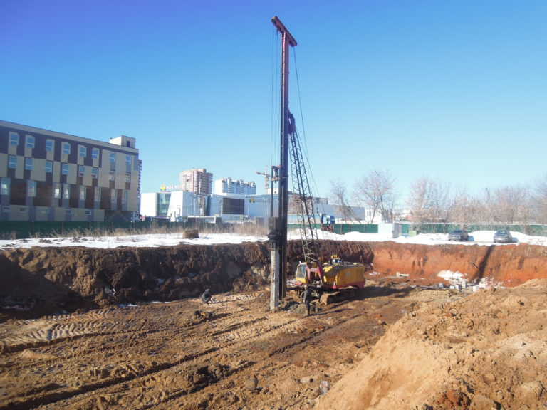 Новости строительной площадки домов №2,№3 и №4