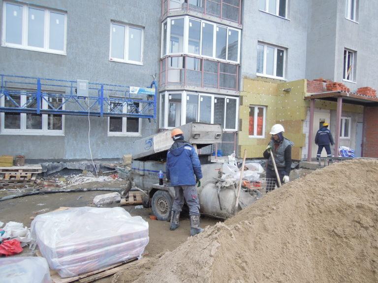 Дневник строительства дома №1