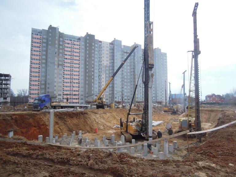 Информация о строительстве домов №2,№3 и №4