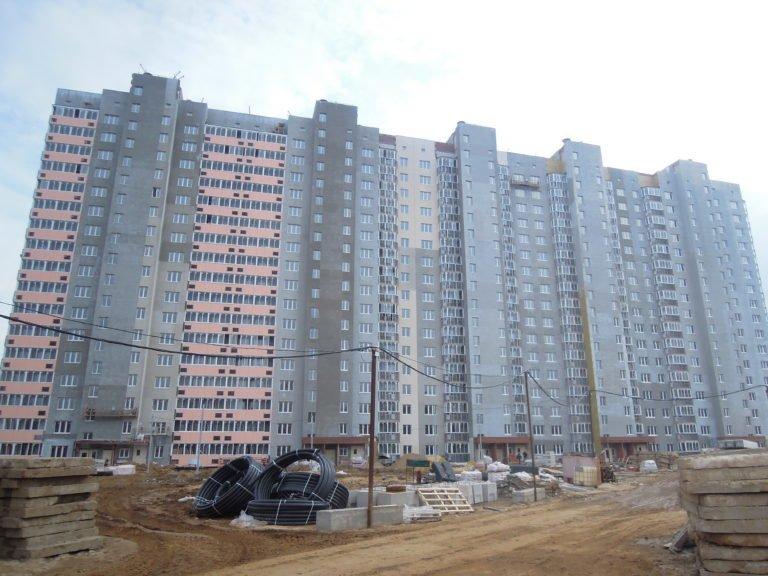 Дневник строительства дома №1 Южного квартала  08 апреля 2021 года