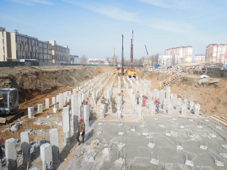 Новости строительства домов №2, №3 и №4