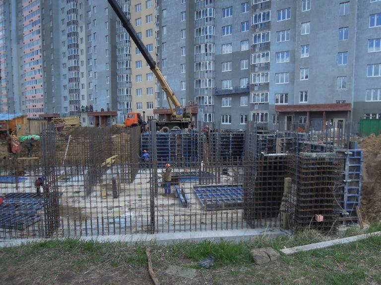 Новости строительства домов №2, №3 и №4 от 5 мая 2021 года
