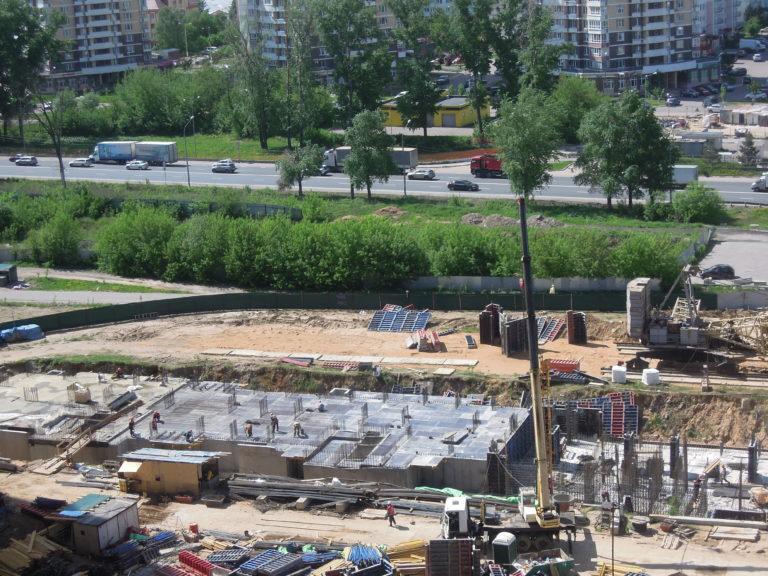 Информация о строительстве домов №2, №3 и №4 Южного квартала ЖК Новые Островцы  19 мая 2021  года