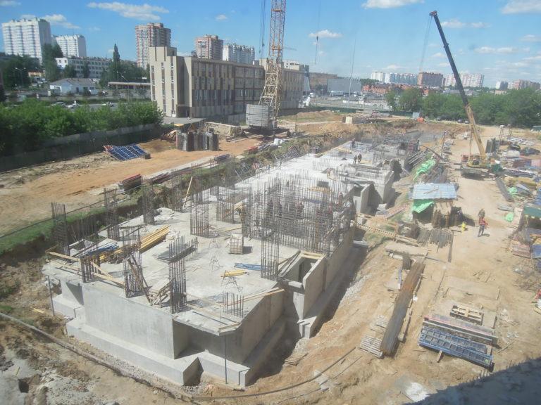 Новости строительства домов №2,№3 и №4 Южного квартала 28 мая 2021 года
