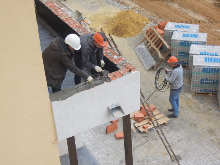 Новости строительства дома №1 Южного квартала ЖК Новые Островцы от 17 сентября 2021 г.