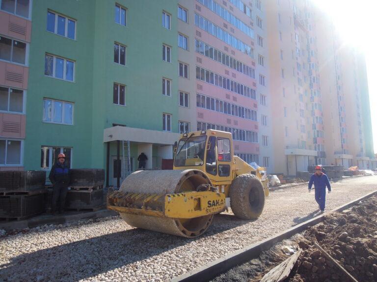 Новости строительства дома №1 Южного квартала ЖК Новые Островцы от 8 октября 2021 г.